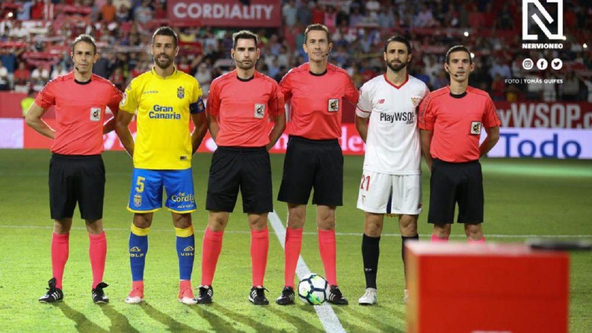 Análisis arbitral | Sevilla FC 1-0 UD Las Palmas