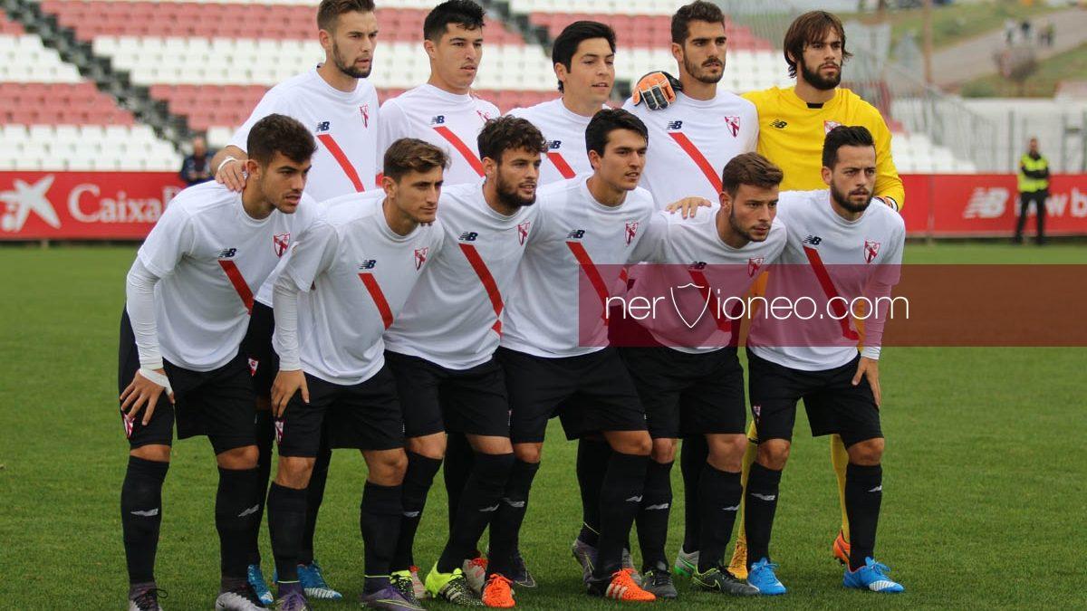 Fotogalería | Sevilla Atlético – Almería B (Segunda División B G.IV)