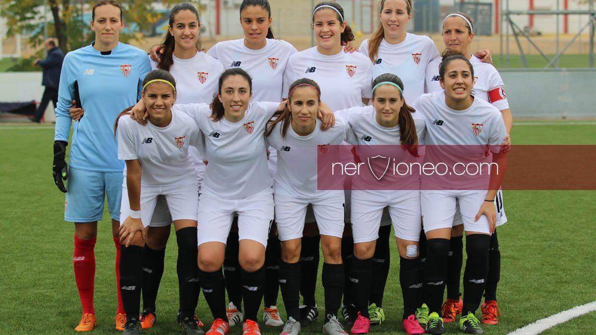 Fotogalería | Sevilla FC – CD Badajoz Olivenza (Segunda División Femenina G.IV)