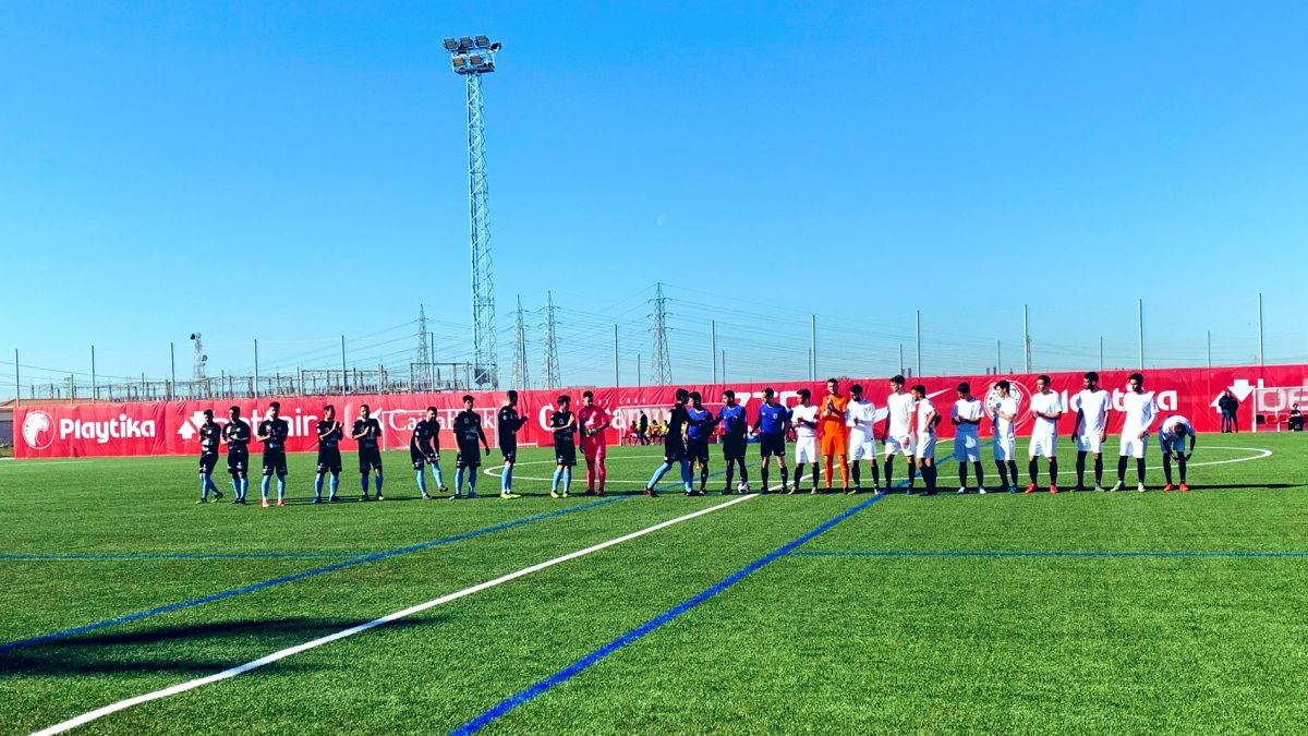 Crónica | Sevilla FC C 1-2 CD Ciudad de Lucena