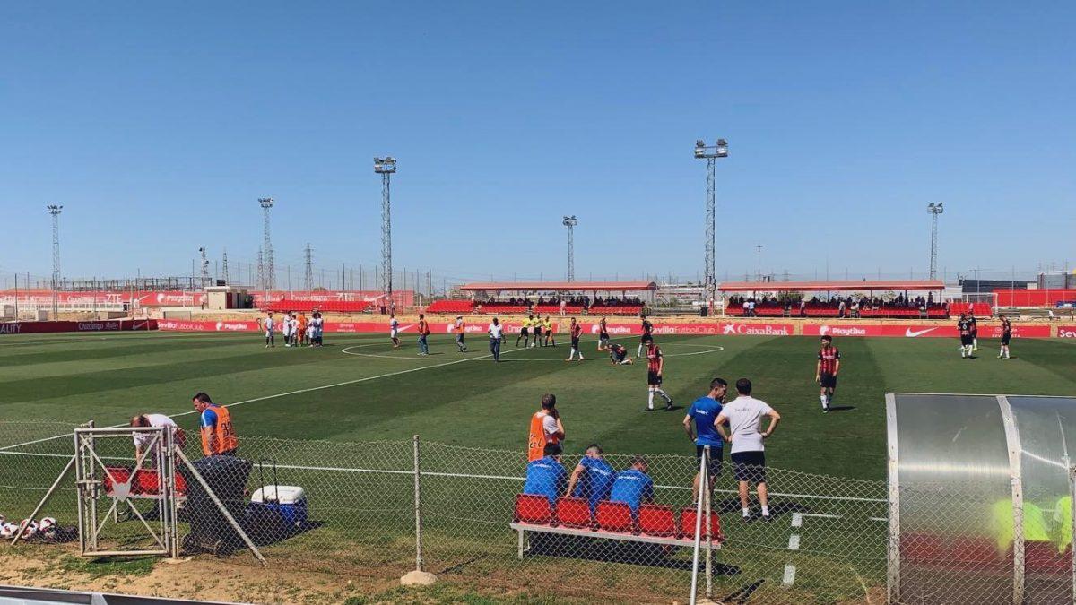 Crónica | Sevilla FC C 4-0 CD Cabecense