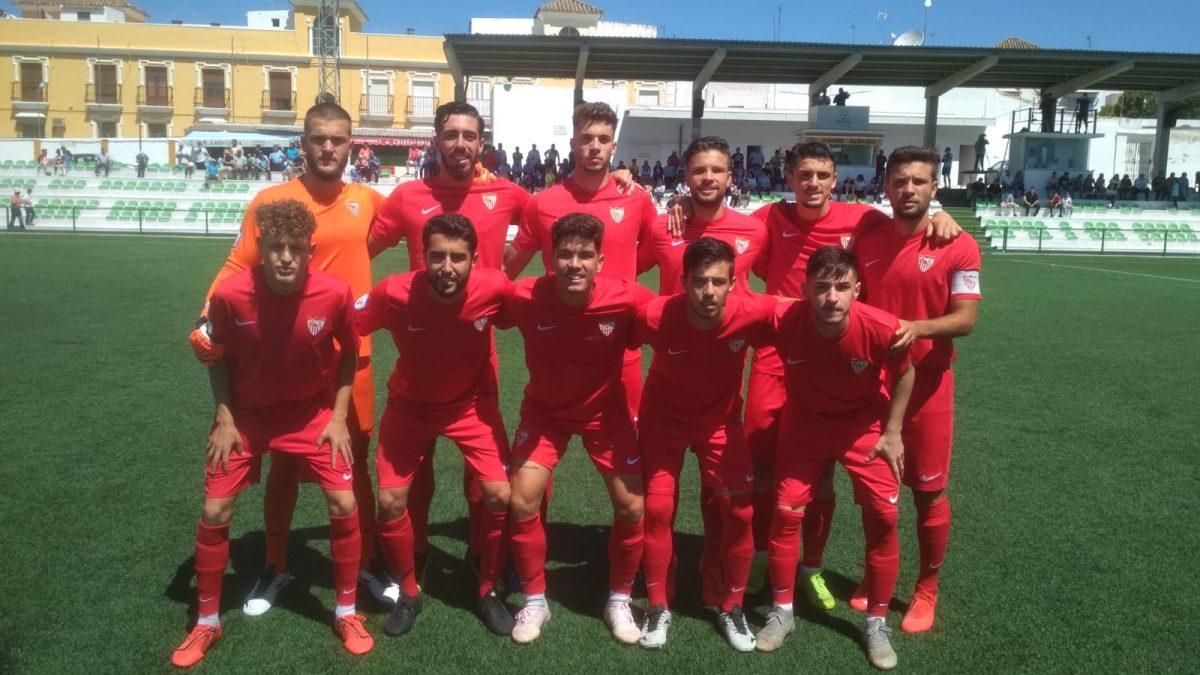 Crónica | UB Lebrijana 0-3 Sevilla FC C