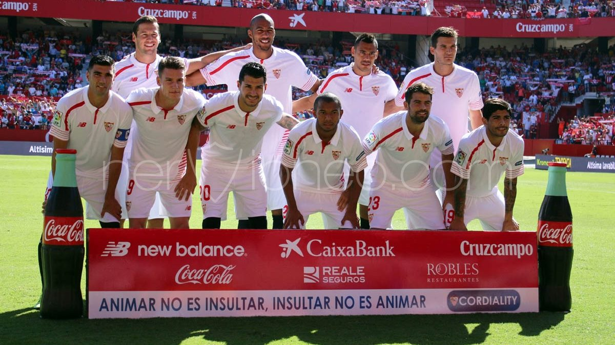 Fotogalería | Sevilla FC – RC Celta de Vigo (Liga BBVA)