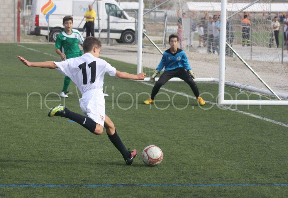 Fotogalería | Sevilla FC Alevín B – Andalucía Este CF (3ª Andaluza Alevín G.2)
