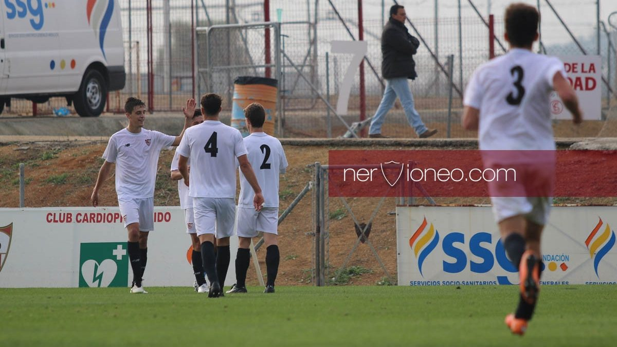 Fotogalería | Sevilla FC – Málaga CF (División de Honor Juvenil G. IV)