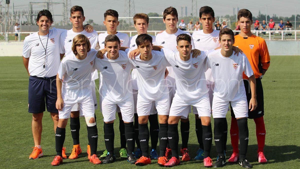 Fotogalería | Sevilla FC – Calavera CF (2ª Andaluza Cadete – SE)