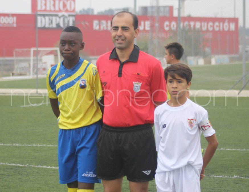 Fotogalería | Sevilla FC Alevín A – AD Nervión (2ª Andaluza Alevín – SE)