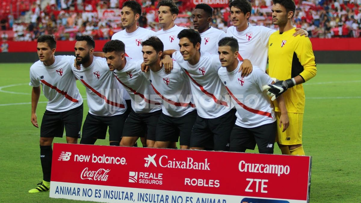 Fotogalería   Sevilla Atlético – Girona FC (LaLiga 1 2 3)