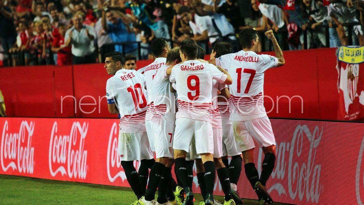 Fotogalería | Sevilla FC – Rayo Vallecano (Liga BBVA)