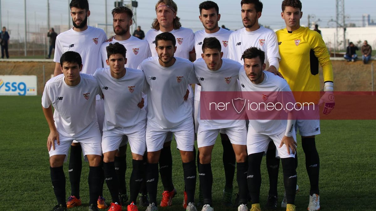 Fotogalería | Sevilla FC C – San Fernando CD (Tercera División G. X)