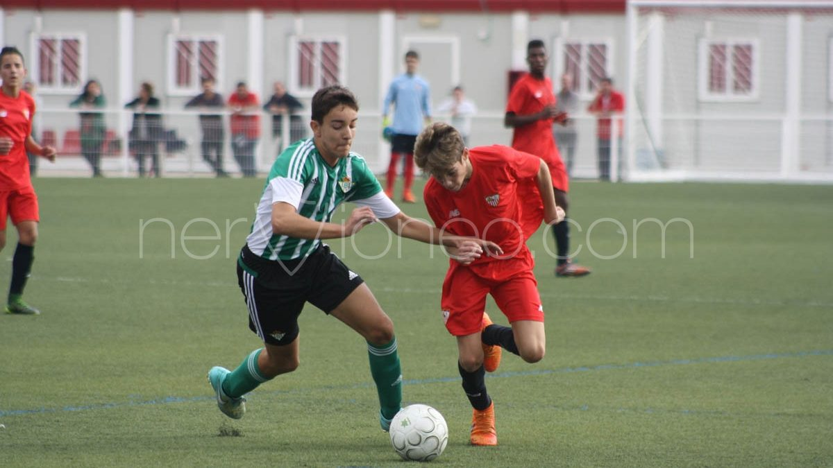 Fotogalería | Sevilla FC Infantil A – Real Betis (1ª Andaluza Infantil G.1)