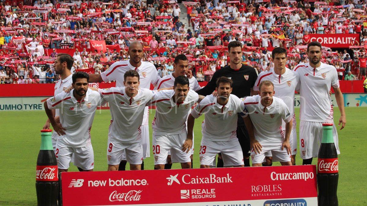 Fotogalería | Sevilla FC – FC Barcelona (Liga BBVA)