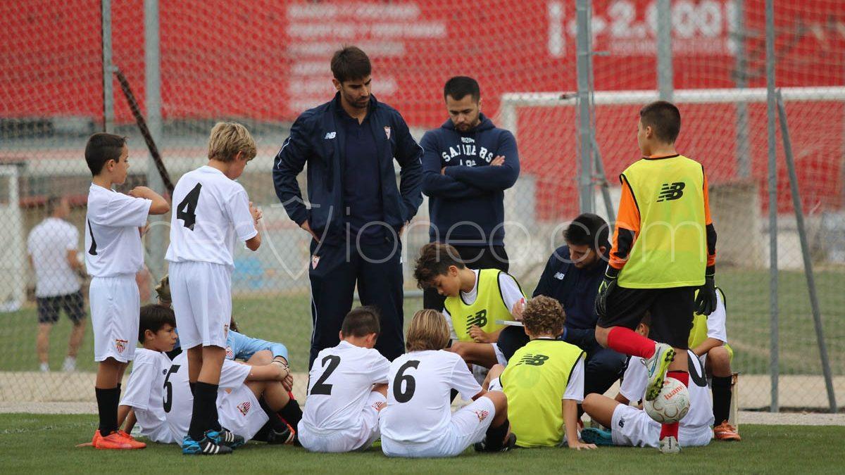 Fotogalería | Sevilla FC – UD Tomares (3ª Andaluza Alevín G.3 – SE)