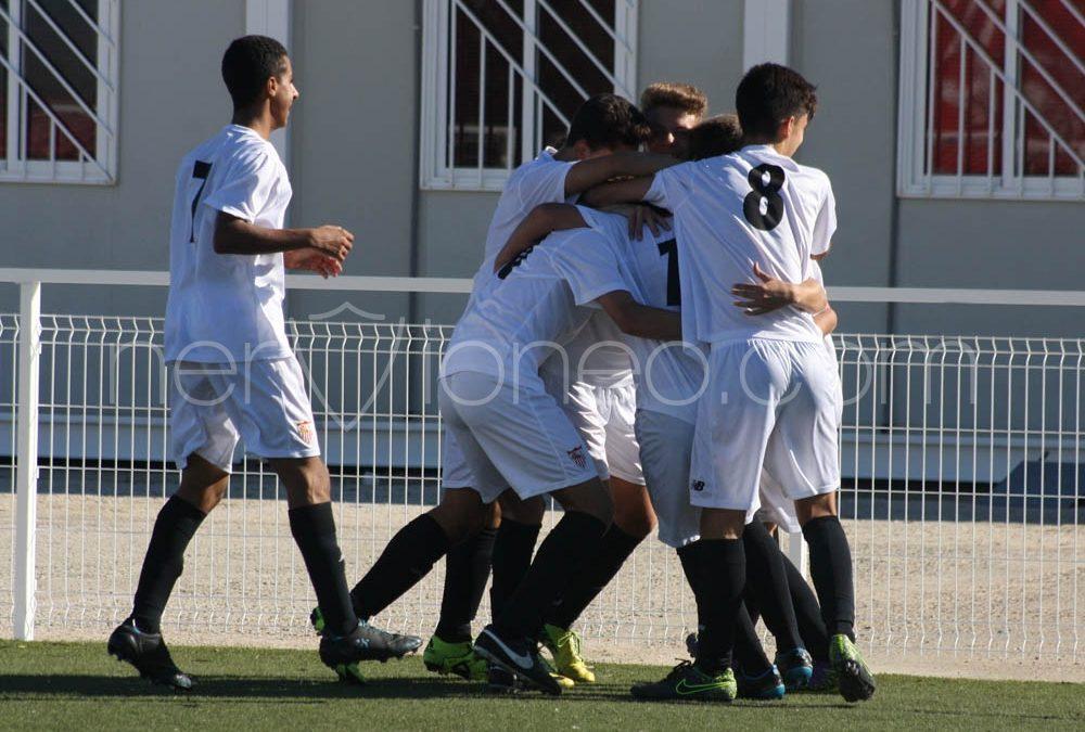 Fotogalería | Sevilla FC – CD Alcalá (2ª Andaluza Cadete – SE)