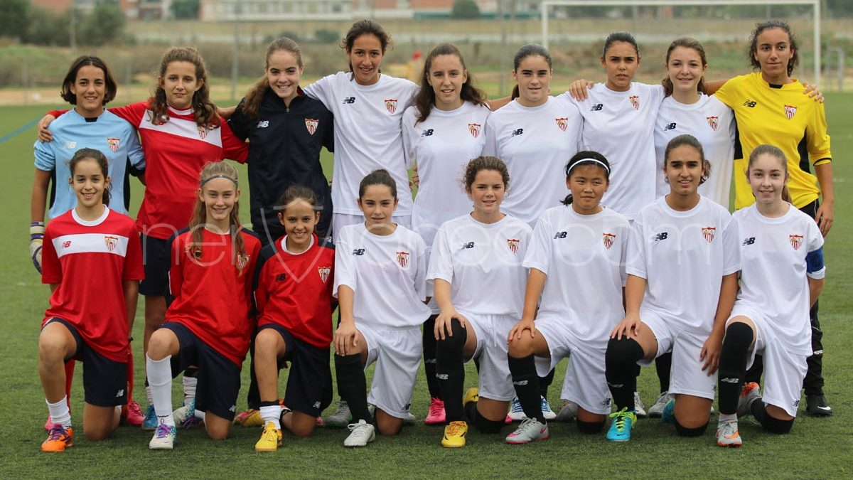 Fotogalería   Sevilla FC – CD Híspalis (2ª Andaluza Femenina Infantil – SE)