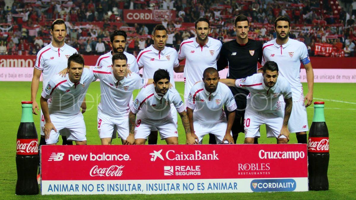 Fotogalería | Sevilla FC – Getafe CF (Liga BBVA)