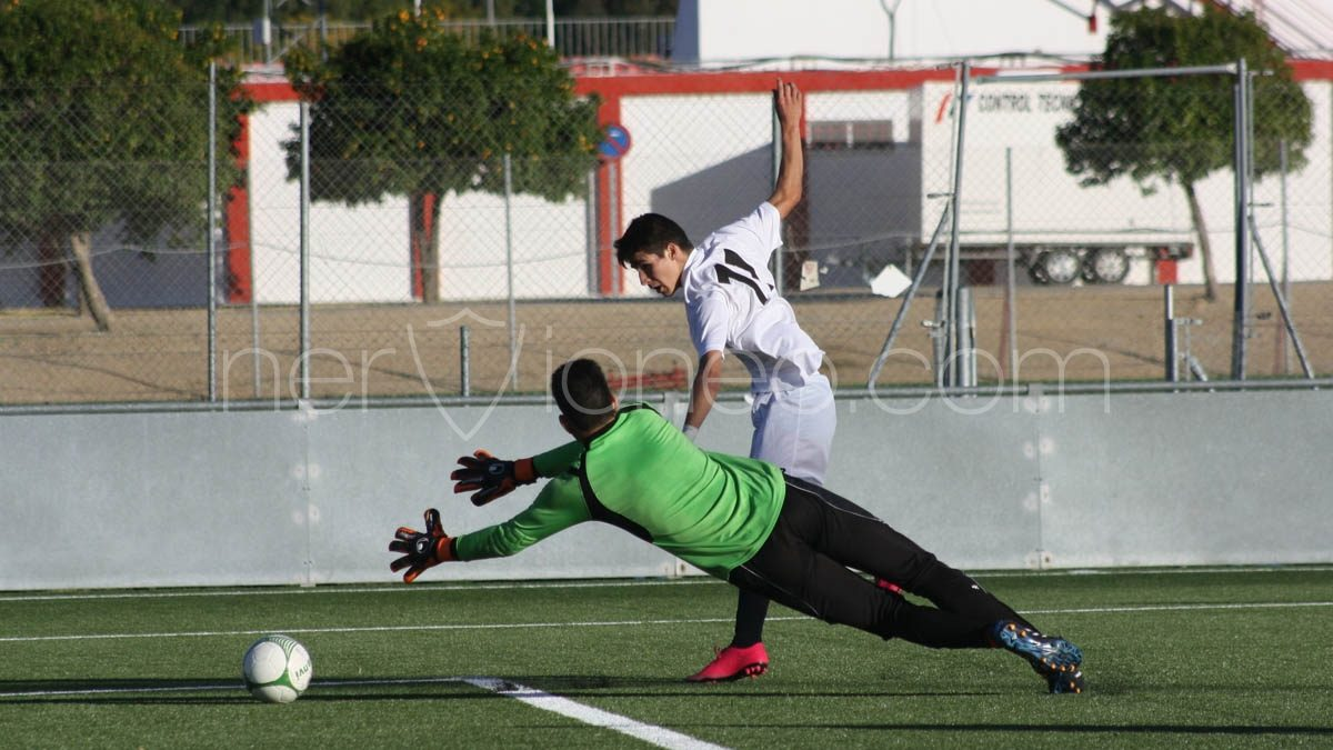 Fotogalería | Sevilla FC – Dos Hermanas CF (2ª Andaluza Cadete – SE)