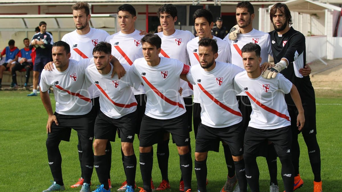 Fotogalería | Sevilla Atlético – Real Murcia CF (Segunda División B G.IV)