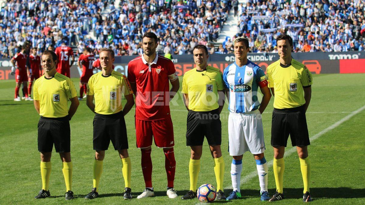 Análisis arbitral | CD Leganés 2-3 Sevilla FC