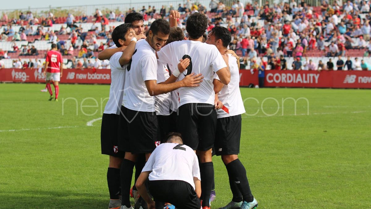 Crónica | UD Logroñés 0-1 Sevilla Atlético