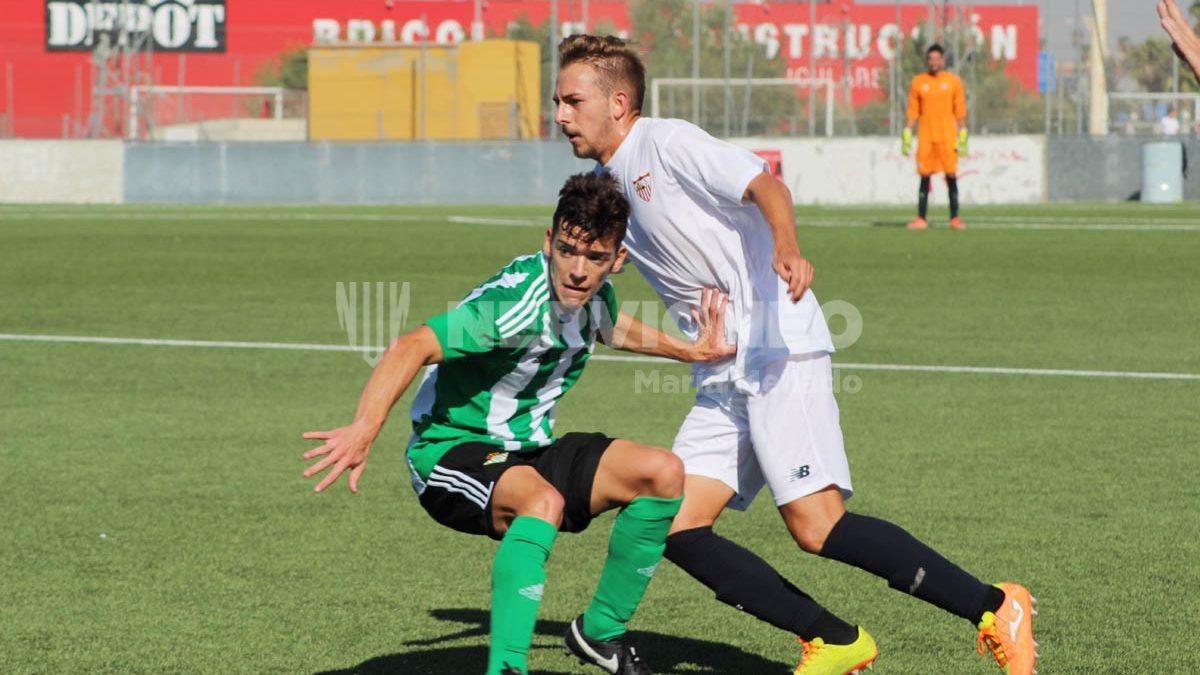 Crónica | Sevilla FC C 2-0 Real Betis B