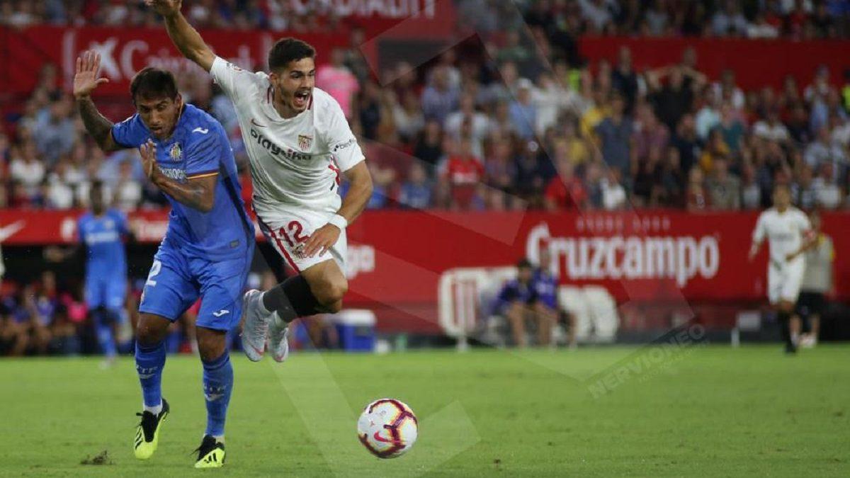 Análisis arbitral | Sevilla FC 0-2 Getafe CF