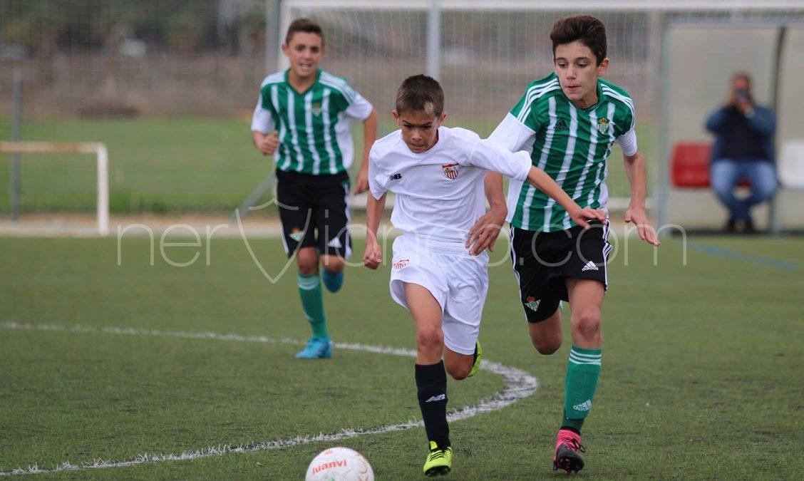 Fotogalería | Sevilla FC – Real Betis (3ª Andaluza Alevín G.2 – SE)