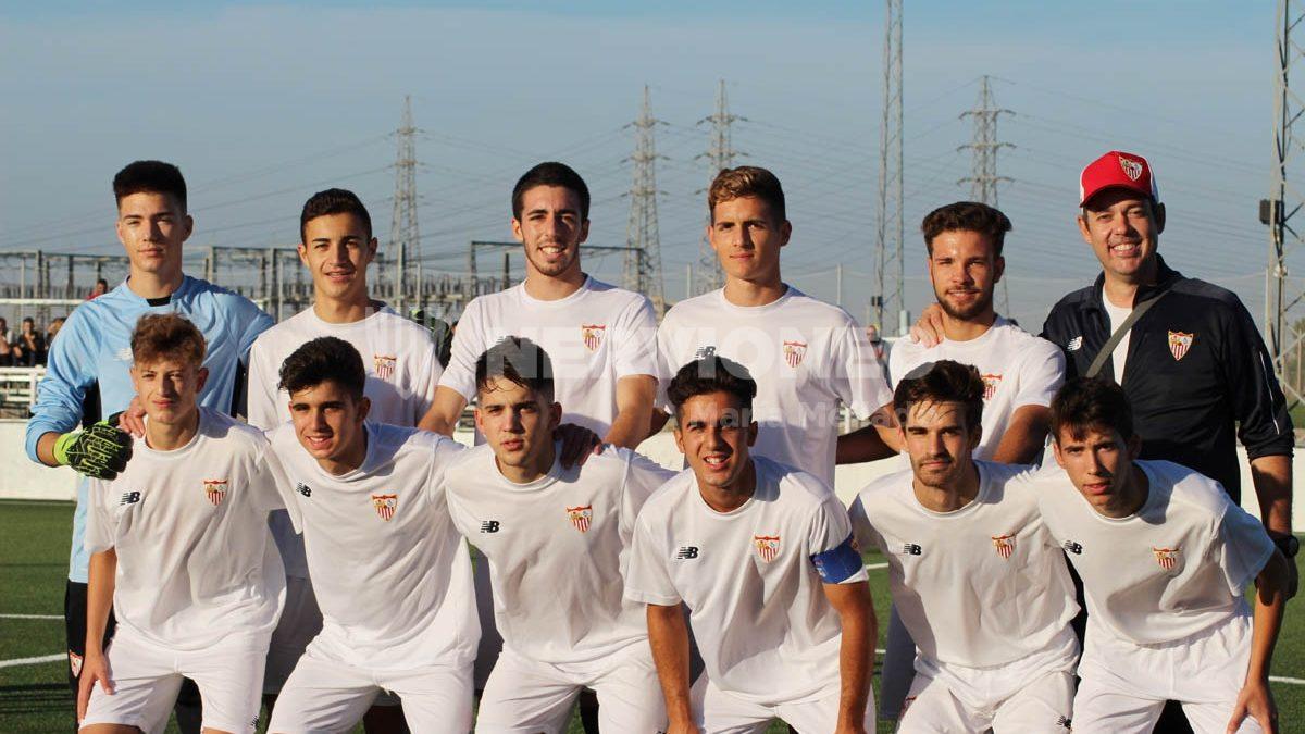 Fotogalería | Sevilla FC – AD Nervión (Liga Nacional Juvenil G.XIV)