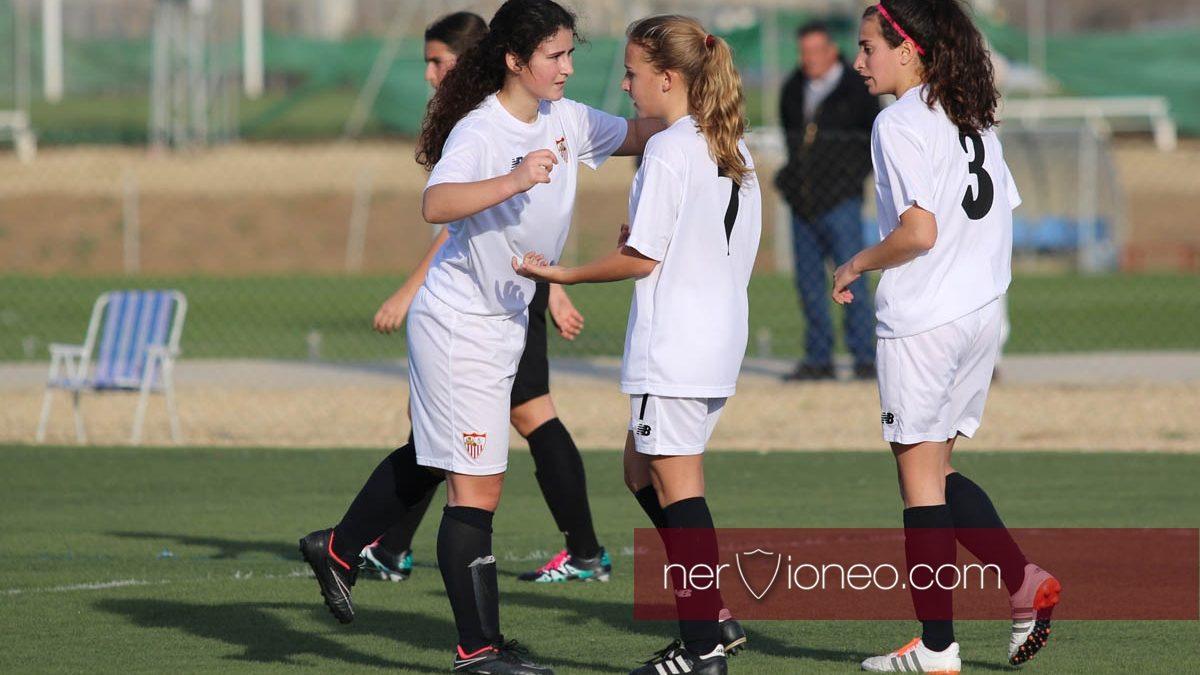 Fotogalería | Sevilla FC – Recreativo Alcosa (2ª Andaluza Femenina Juvenil – SE)