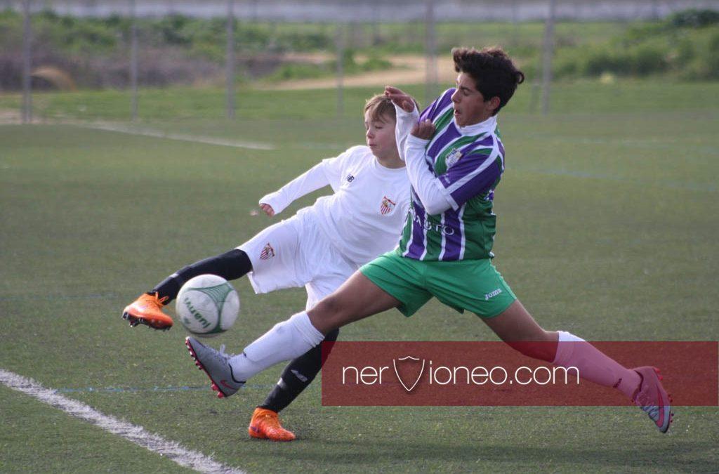 Fotogalería | Sevilla FC – San Roque Balompié (3ª Andaluza Infantil G.1)