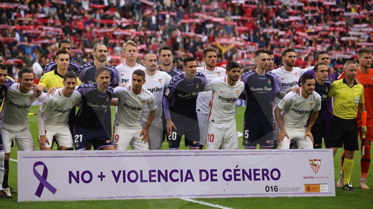 Fotos | Sevilla FC – Real Valladolid