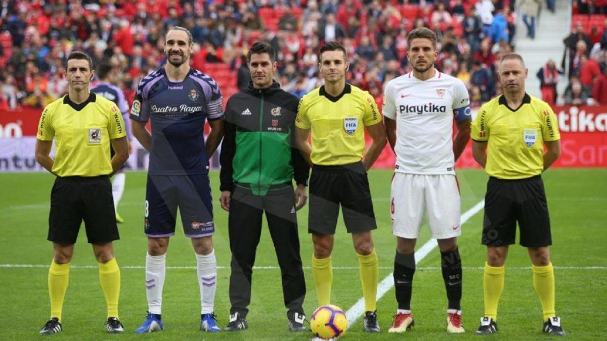 Análisis arbitral   Sevilla FC 1-0 Real Valladolid