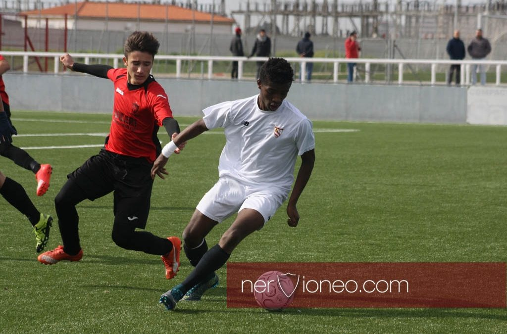 Fotogalería | Sevilla FC – CD Nuevo Molino (1ª Andaluza Cadete G.1)