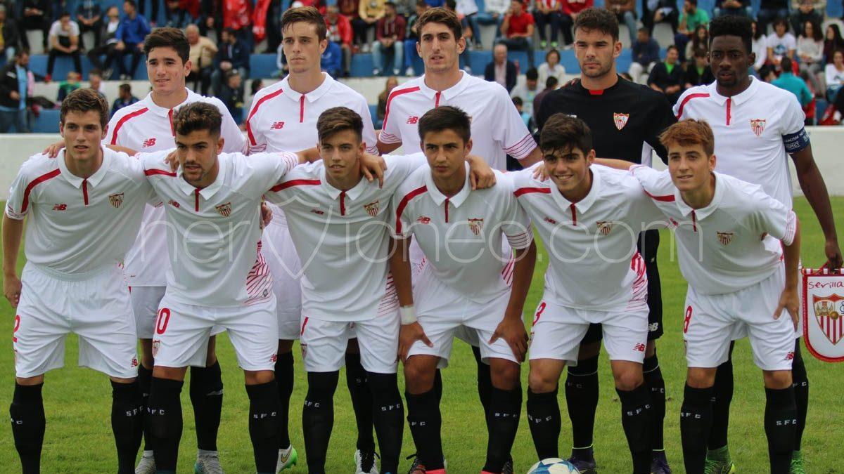 Fotogalería | Sevilla FC – Manchester City (UEFA Youth League)