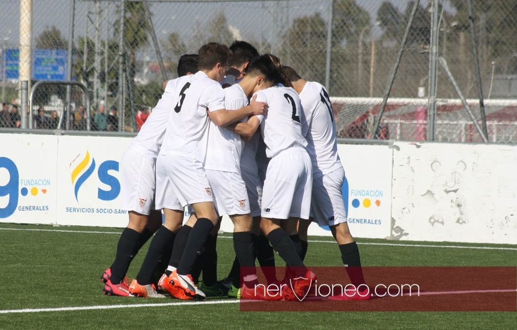 Crónica | Sevilla FC C 4-1 Córdoba B