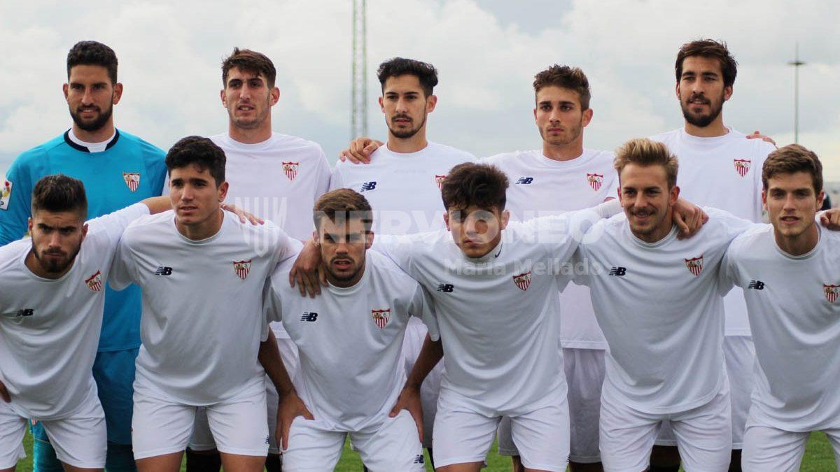 Fotogalería | Sevilla FC C – Castilleja CF (Tercera División G.X)