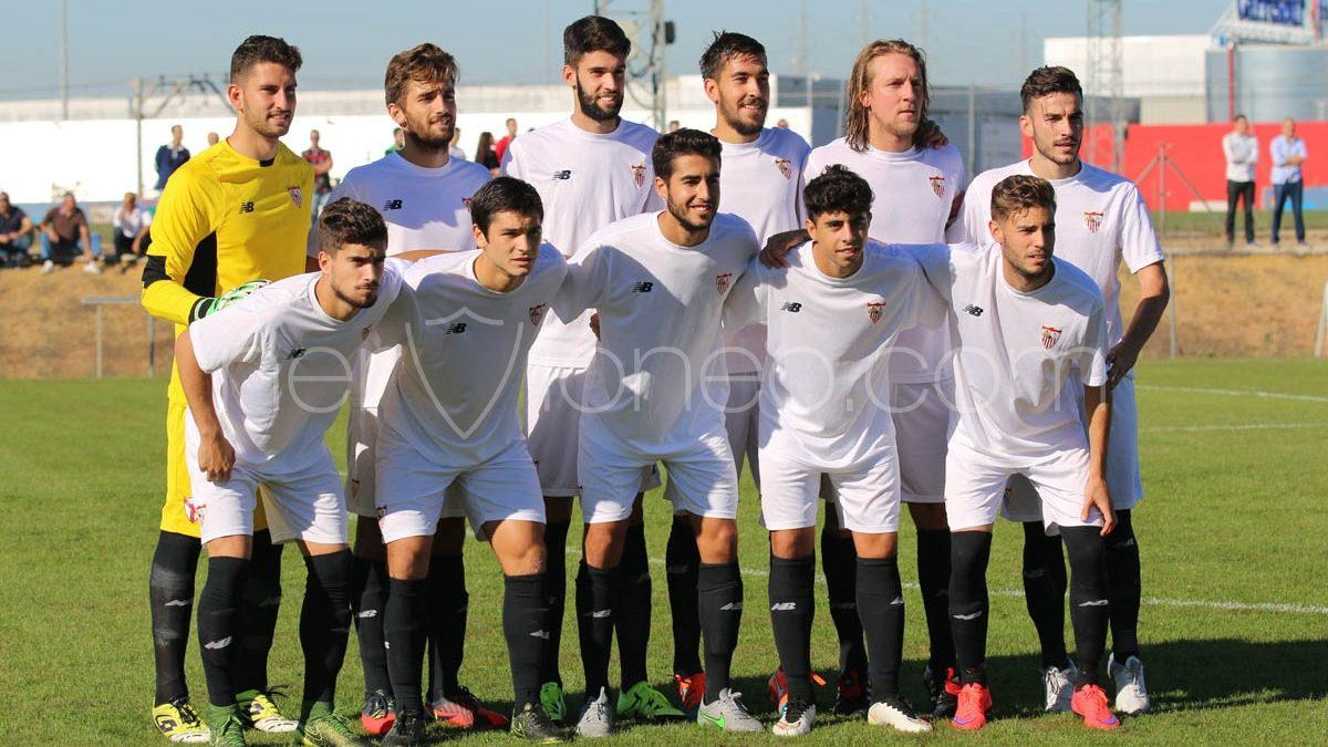 Fotogalería | Sevilla FC C – CD Cabecense (Tercera División G.X)