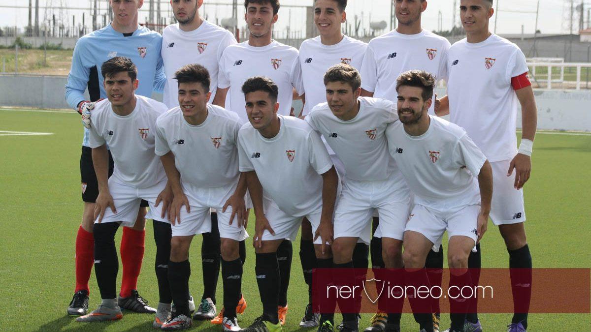 Fotogalería | Sevilla FC – Atlético Sanluqueño (Liga Nacional Juvenil G.XIV)