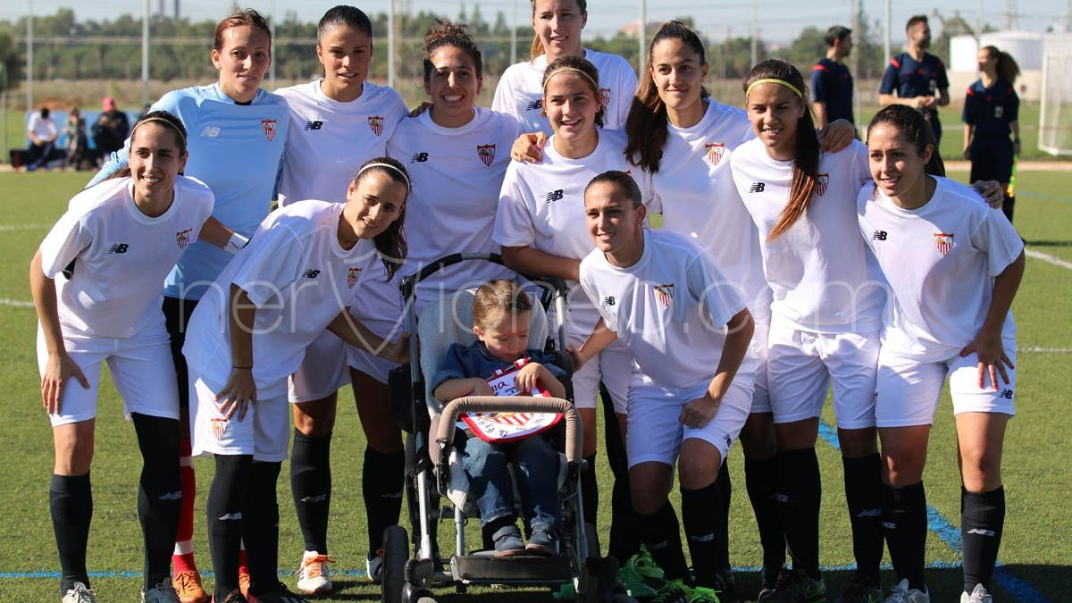 Fotogalería | Sevilla FC – Real Betis B. Féminas (Segunda División Femenina G.IV)