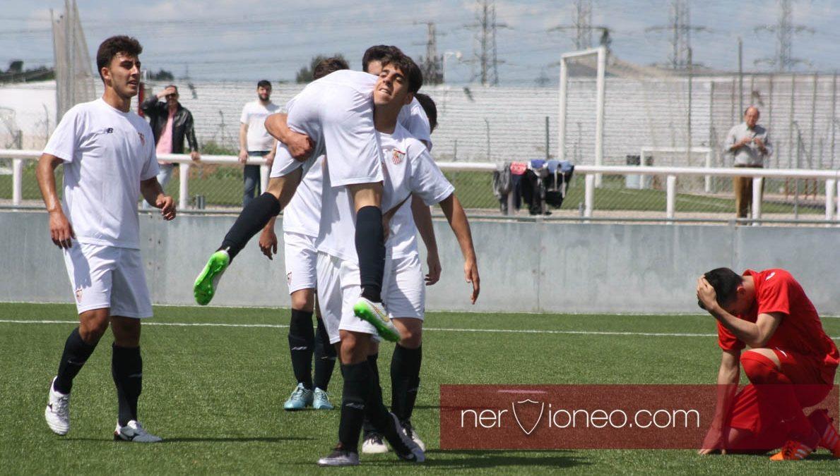 Fotogalería | Sevilla FC – CD Figueroa (Liga Nacional Juvenil G.XIV)