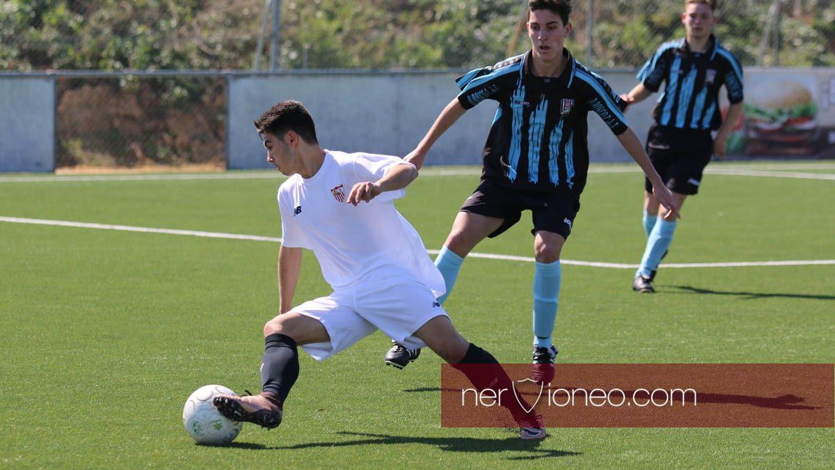 Fotogalería | Sevilla FC – Don Bosco CF (1ª Andaluza Cadete – G.1)