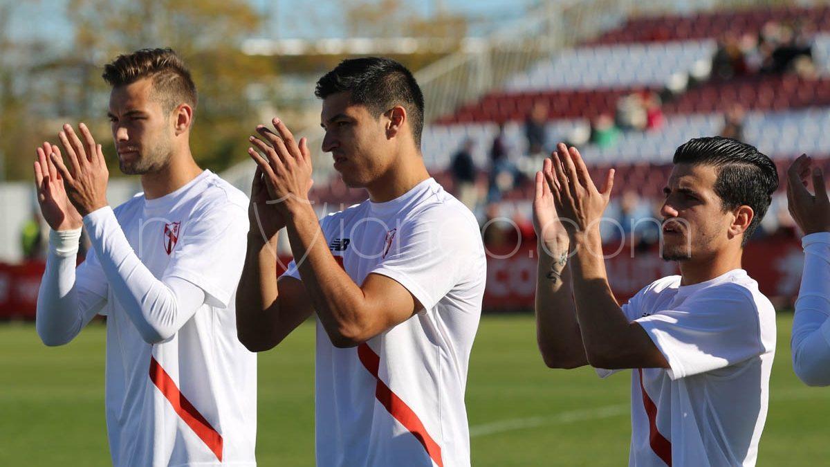 Crónica | Sevilla Atlético 1-1 Marbella FC