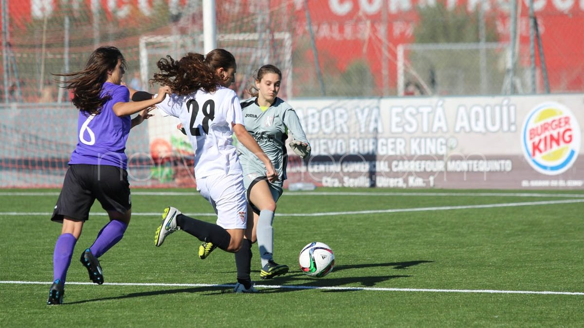 Crónica | ADFF La Rambla 1-8 Sevilla FC Femenino