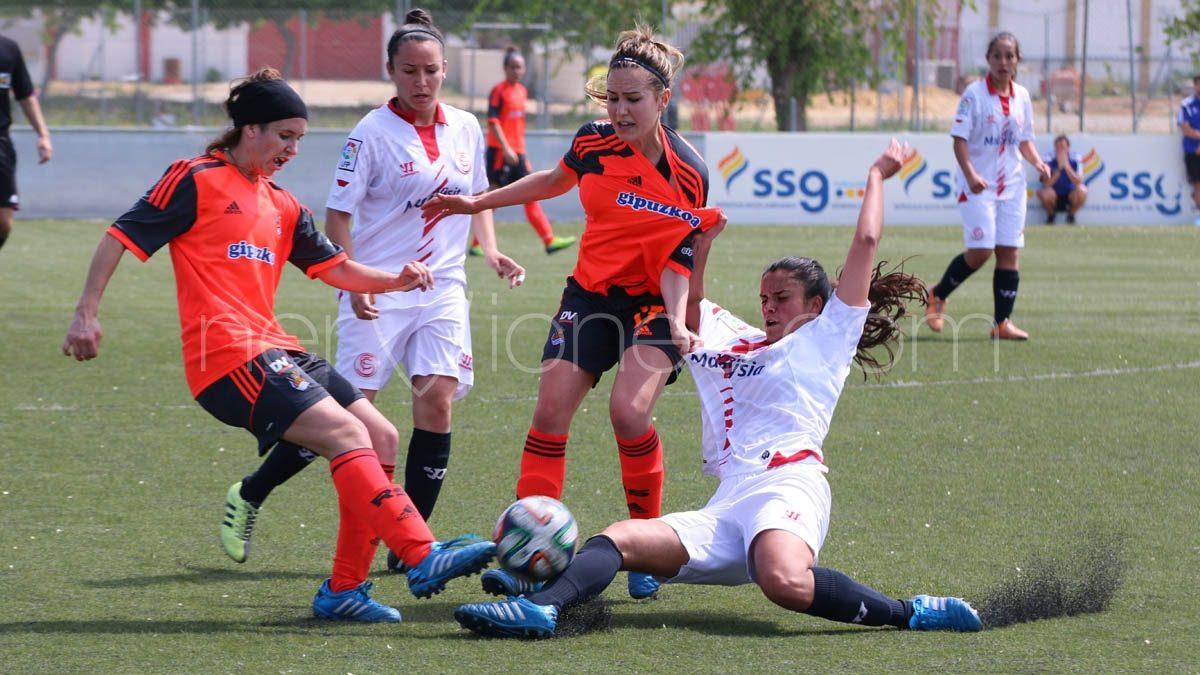 Previa   Sevilla FC Femenino – UD Collerense