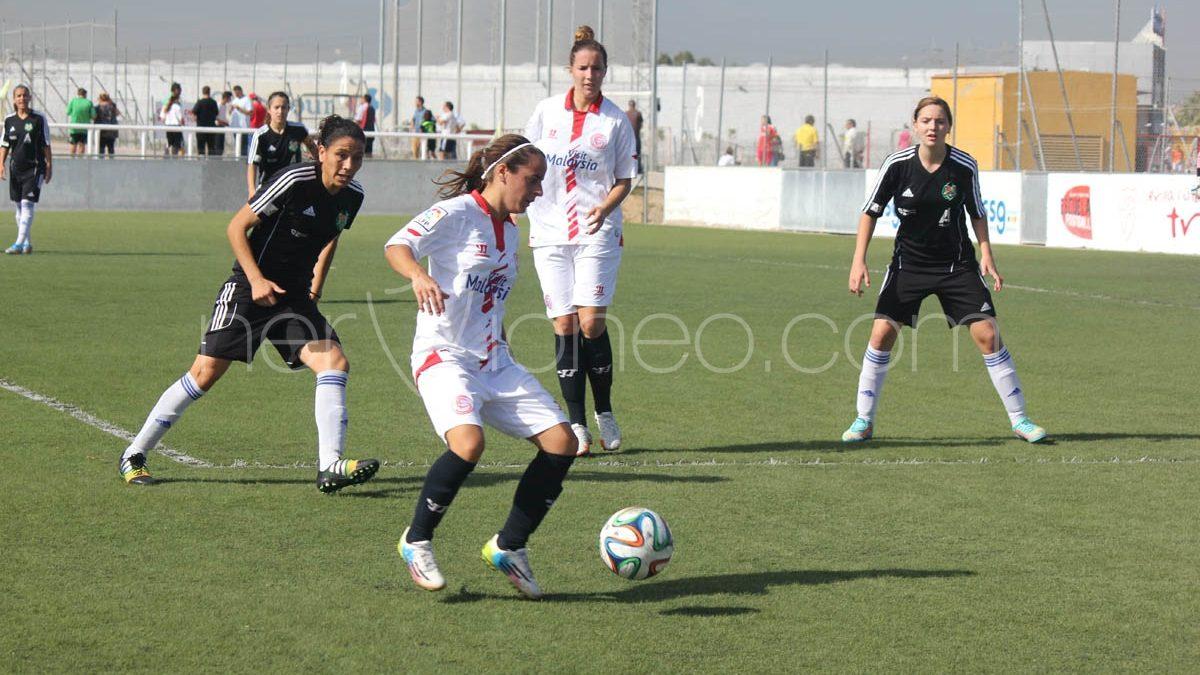 Fotogalería | Sevilla FC – CD Transportes Alcaine