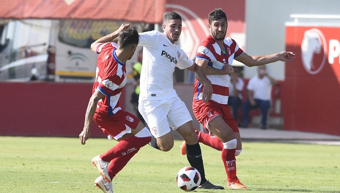 Crónica   Sevilla Atlético 1 – 1 Recreativo Granada