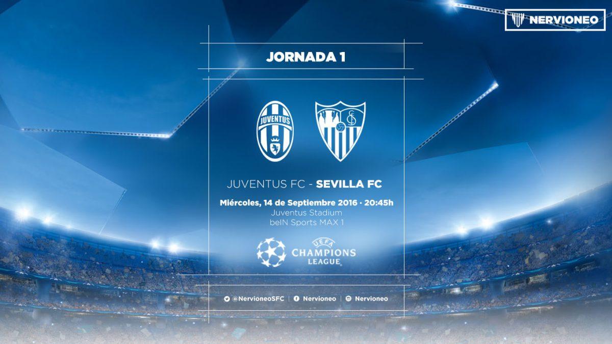 Previa | Juventus – Sevilla FC