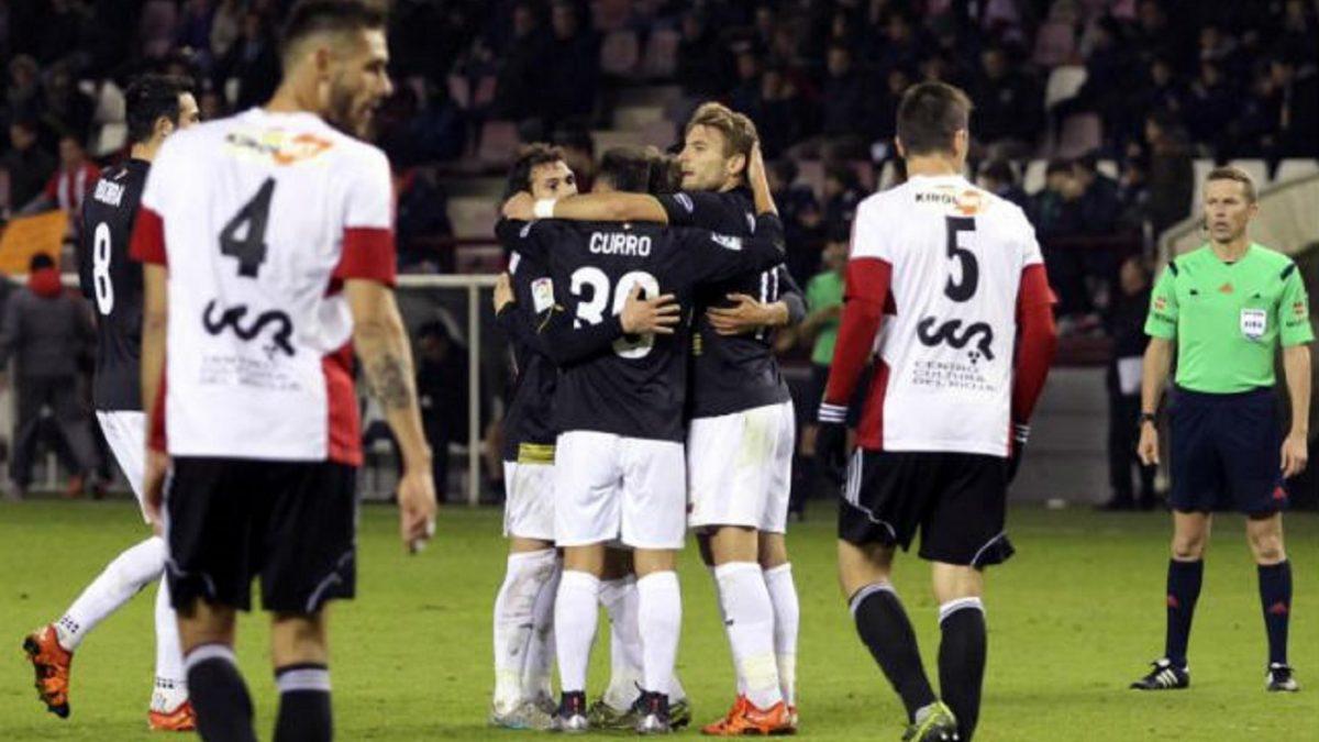 Crónica | UD Logroñés 0-3 Sevilla FC