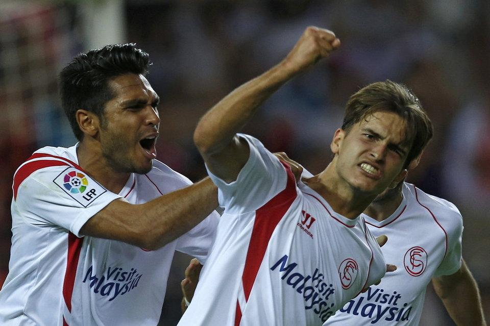Curiosidades | Sevilla FC 2-1 Villarreal CF