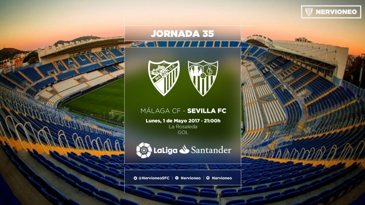Previa | Málaga CF – Sevilla FC